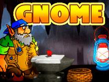 Gnome в Вулкане Удачи