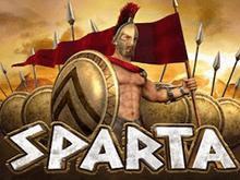 Sparta в Вулкане Удачи