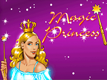 Magic Princess играть в Вулкане удачи