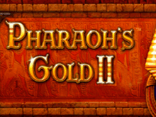 Pharaohs Gold 2 от Клуба Вулкан