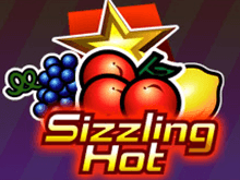 Платные автоматы Sizzling Hot