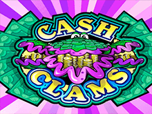 В клубе Вулкан автомат Cash Clams