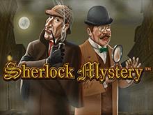 Игровой аппарат Sherlock Mystery в мобильной версии
