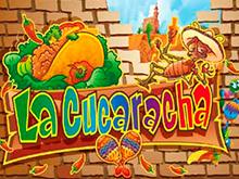 Игровой аппарат La Cucaracha в мобильной версии