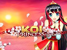 Koi Princess – функциональный слот с высоким процентом отдачи